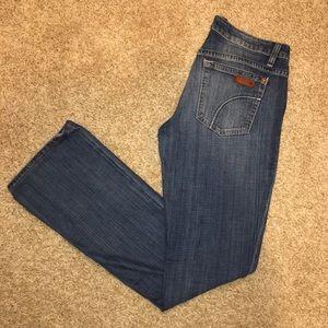 "Joe's Jeans Bootcut ""Honey"" fit"